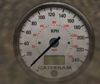 Caterham CSR 260